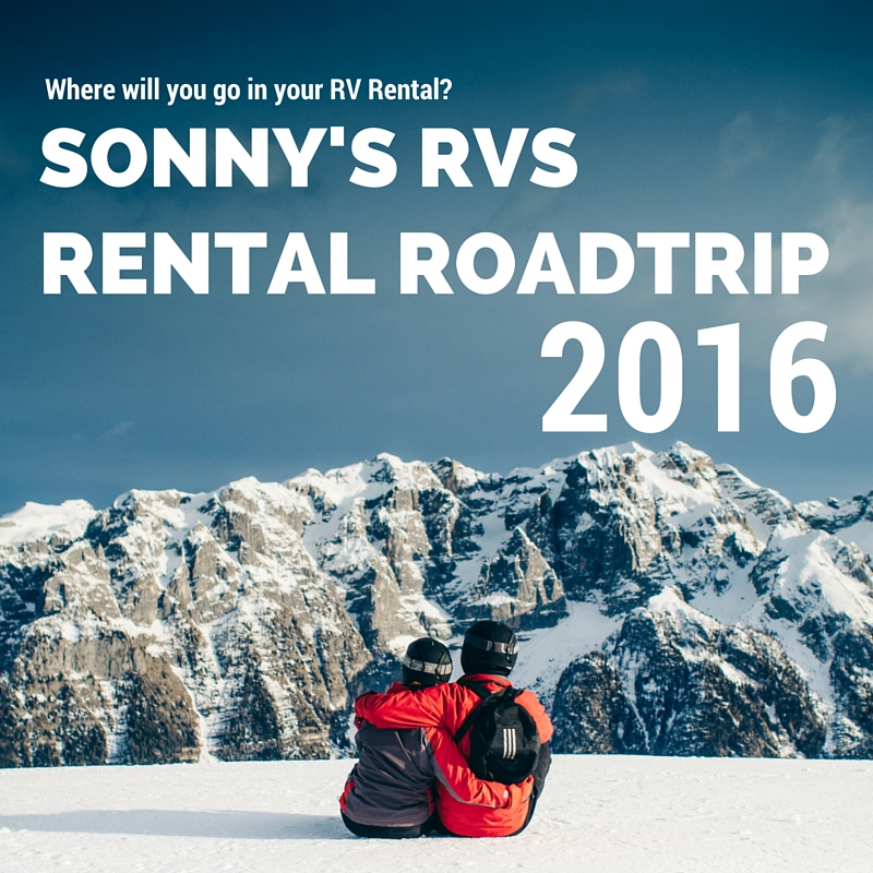Sonny's RVs Rental Roadtrip