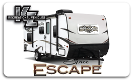 KZ Spree Escape| Travel Trailer