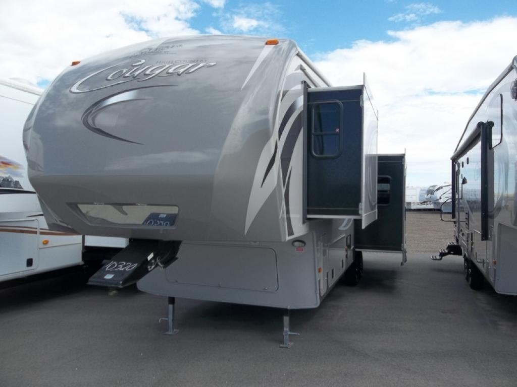 2014 Keystone COUGAR HIGH COUNTRY 299RKS
