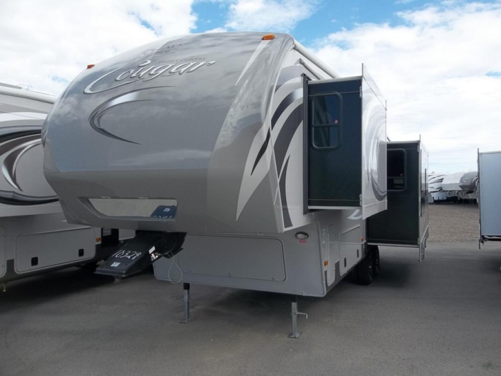 2014 Keystone COUGAR HIGH COUNTRY 291RLS
