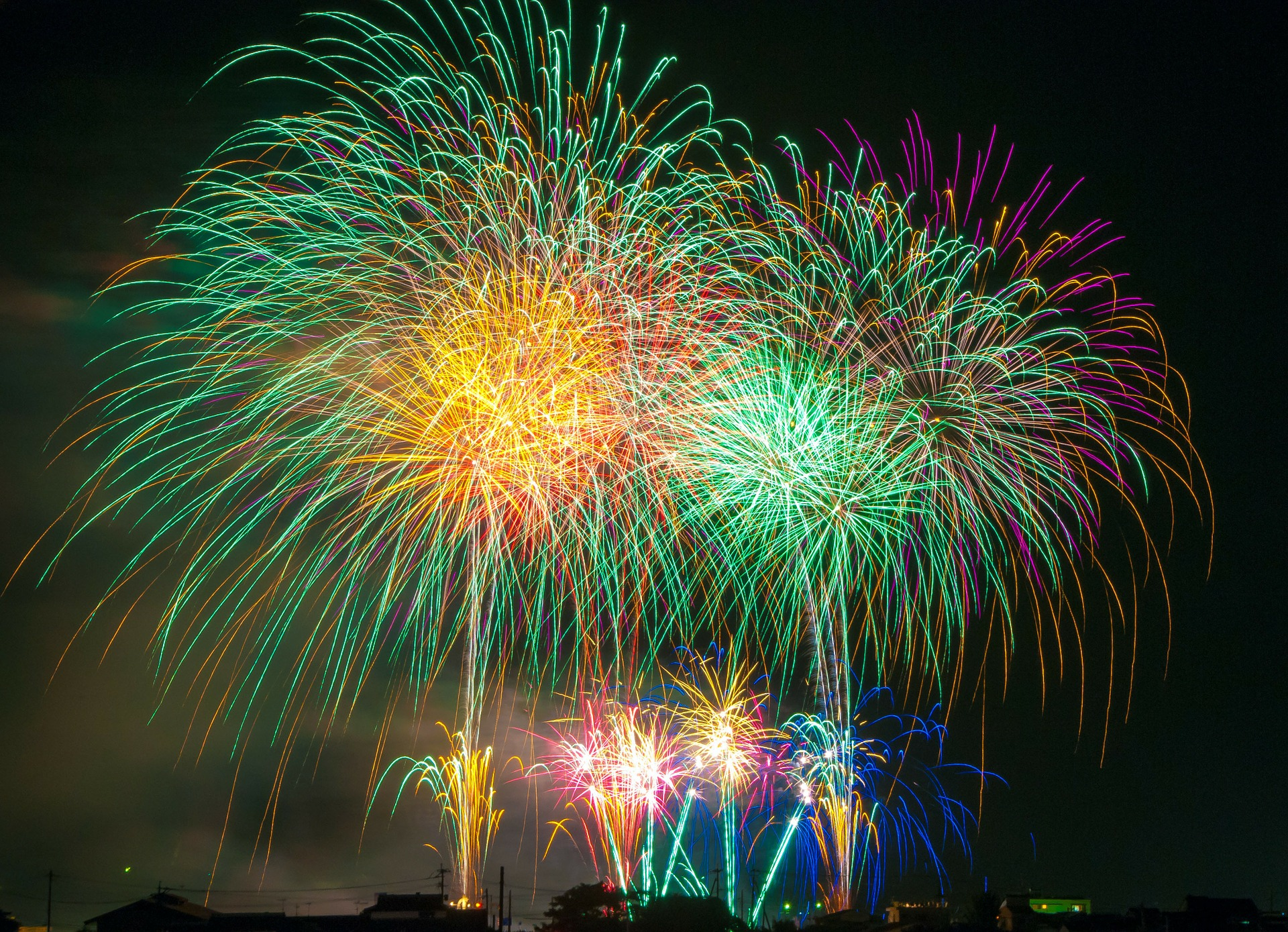 Top 3 Spots to Watch Fireworks in Casper