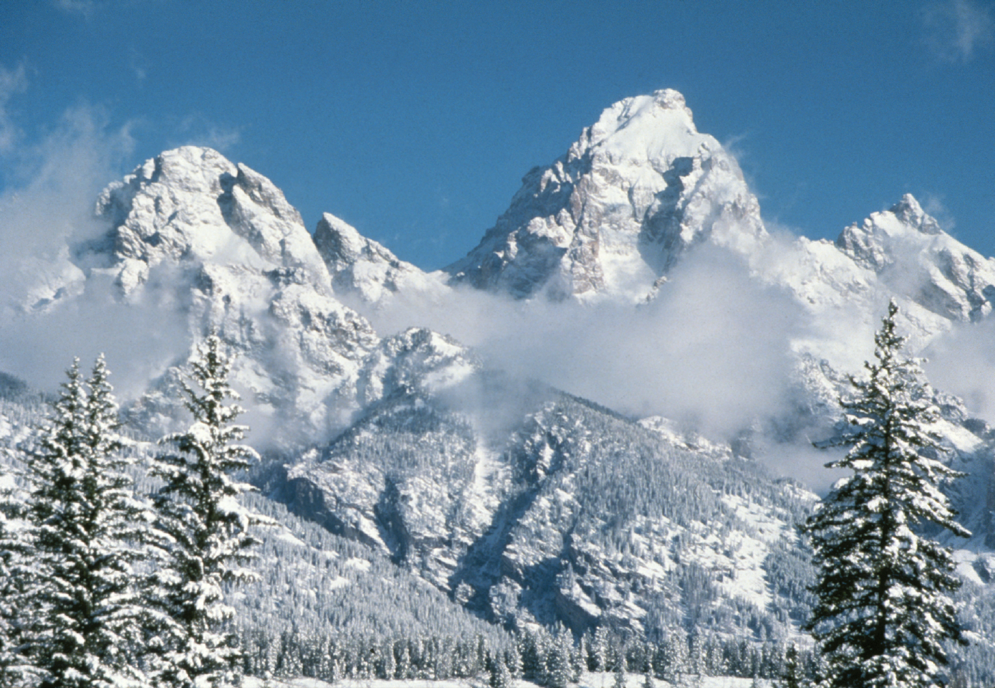 Winter Destinations in Wyoming