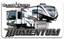 Grand Design | Momentum | Toyhauler