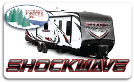 Forest River | Shockwave | Toyhauler