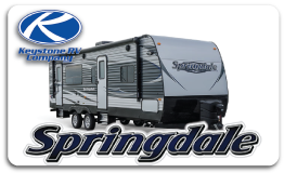 Keystone Springdale | Travel Trailer